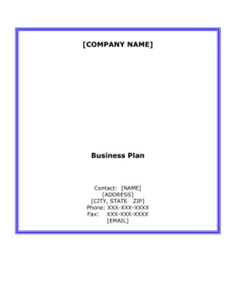 Writing a Business Plan Executive Summary - Sample Template